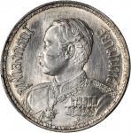1908年1 铢试样币。