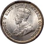Straits Settlements, silver 10 cents, 1926, PCGS MS64, #40961842.