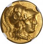 MACEDON. Kingdom of Macedon. Alexander III (the Great), 336-323 B.C. AV Stater (8.51 gms), Babylon M
