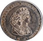 ITALY. Tuscany. 10 Lire, 1804. Florence Mint. Carlo Luigi with Maria Luisa as Regent. PCGS AU-58 Gol
