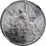 MEXICO. Peso, 1913. Mexico City Mint. NGC MS-66.
