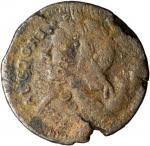 1787 Connecticut Copper. Miller 12-Q, W-2885. Rarity-3. Mailed Bust Left, 1787/1877, IN DE--Double S