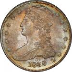 1839-O Capped Bust Half Dollar. Graham Reiver-1. Rarity-1. HALF DOL. Mint State-67 (PCGS).