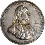 1779 (1874 - 1878) Henry Lee at Paulus Hook medal. Betts-575, Julian MI-5. Silver. Original obverse,