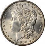 1900-O/CC Morgan Silver Dollar. Top 100 Variety. MS-66 (PCGS).