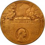1932 United States Assay Commission Medal. By John R. Sinnock and Adam Pietz. JK AC-76a a, Baker A-3