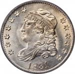 1831 Capped Bust Half Dime. LM-7. Rarity-2. MS-66 (PCGS). CAC.