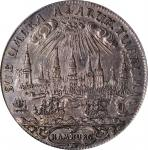 GERMANY. Hamburg. Taler, 1717-IR. PCGS EF-45 Gold Shield.