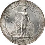 GREAT BRITAIN. Trade Dollar, 1930-B. NGC MS-64.