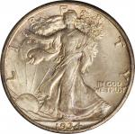 1934-S Walking Liberty Half Dollar. MS-64 (PCGS). CAC. OGH--First Generation.
