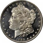1888-O Morgan Silver Dollar. MS-65 DMPL (PCGS).