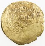 GREAT MONGOLS: temp. Chingiz Khan, 1206-1227, AR dirham (3.72g), Badakhshan, ND, A-1967A, same obver