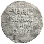 CHAGHATAYID KHANS: Buyan Quli Khan, 1348-1359, AR dinar (5.98g), Otrar, AH(752), A-2007P, as #2007 b