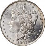 1882-CC Morgan Silver Dollar. MS-66 (PCGS). CAC. OGH.