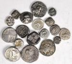 MIXED LOTS. Silver Fractionals, 6th to 3rd Century B.C.