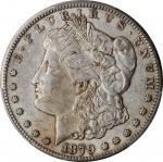1879-CC Morgan Silver Dollar. Clear CC. EF-45 (PCGS).
