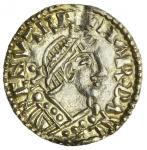 Harthacnut, Regency Period (1035-1037), Penny, Jewel Cross type, London, Bruna, 1.10g, 1h, +HAR-CNVT