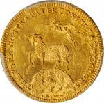 GERMANY. Nurnberg. Ducat, MDCC (1700). PCGS MS-62 Gold Shield.