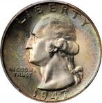 1947-S Washington Quarter. MS-68 (PCGS).