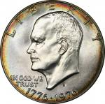 1976-S Eisenhower Dollar. Silver Clad. MS-68 (PCGS).