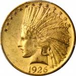 1926 Indian Eagle. MS-63 (PCGS).