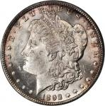 1892-CC Morgan Silver Dollar. MS-63 (PCGS). CAC.