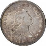 1794 Flowing Hair Half Dollar. O-103, T-10. Rarity-5+. VG Details--Scratch (PCGS).