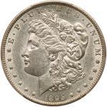 1895-S Morgan Dollar. PCGS AU53