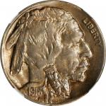 1918/7-D Buffalo Nickel. FS-101. MS-61 (NGC).
