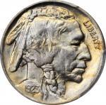 1923 Buffalo Nickel. MS-67 (PCGS).