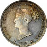 ITALY. Parma. 2 Lire, 1815. Milan Mint. PCGS MS-64 PL Secure Holder.
