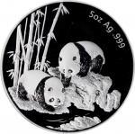 2013年熊猫纪念银币5盎司 PCGS Proof 67