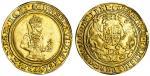 1547-53爱德华六世金币 近未流通