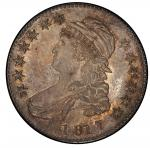 1817 Capped Bust Half Dollar. O-106. Rarity-2. MS-66 (PCGS).