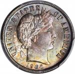 1906-D Barber Dime. MS-66+ (PCGS). CAC.