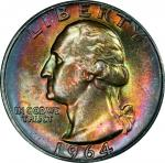 1964 Washington Quarter. MS-66 (PCGS). CAC.
