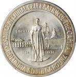 1936-S Columbia, South Carolina Sesquicentennial. MS-66 (PCGS).