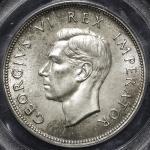 SOUTH AFRICA 南アフリカ 2-1/2Shilling 1947  PCGS-PR64 Proof UNC+