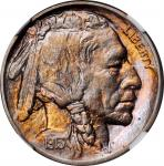 1913 Buffalo Nickel. Type II. Proof-65 (NGC).