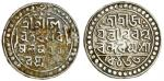 Jaintiapur, Jaynarayan (1708-31), Tanka, 10.06g, Sk. 1630, Śri Śri Śi/va Charana ka/m