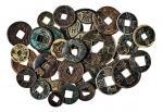 民国仿历代钱币一组31枚 极美品