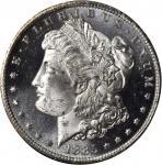 1885-CC GSA Morgan Silver Dollar. MS-65 PL (NGC).