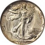 1919 Walking Liberty Half Dollar. MS-66 (PCGS). CAC. OGH.
