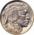 1925 Buffalo Nickel. MS-65 (NGC). CAC. OH.