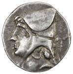 PARTHIAN KINGDOM: Arsakes II, c. 211-191 BC, AR drachm (4.11g), Rhagai, Shore-4, Sunrise-241/43, hea