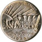 1936-S Oregon Trail Memorial. MS-65 (PCGS). CAC--Gold Label. OGH.