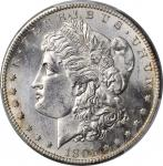 1896-S Morgan Silver Dollar. MS-62 (PCGS).