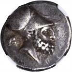 ITALY. Lucania. Metapontum. AR Stater (7.83 gms), ca. 340-330 B.C.