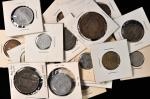 CANADA. 19th Century Token Group (Approx. 200 Pieces). Grade Range: VG to AU.