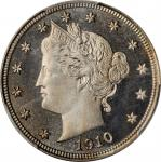1910 Liberty Head Nickel. Proof-67+ Cameo (PCGS). CAC.